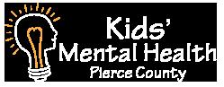 Kids Mental Health Pierce County Logo